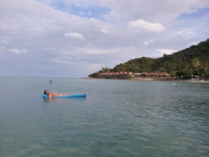 Beautiful water at Ko Samui!