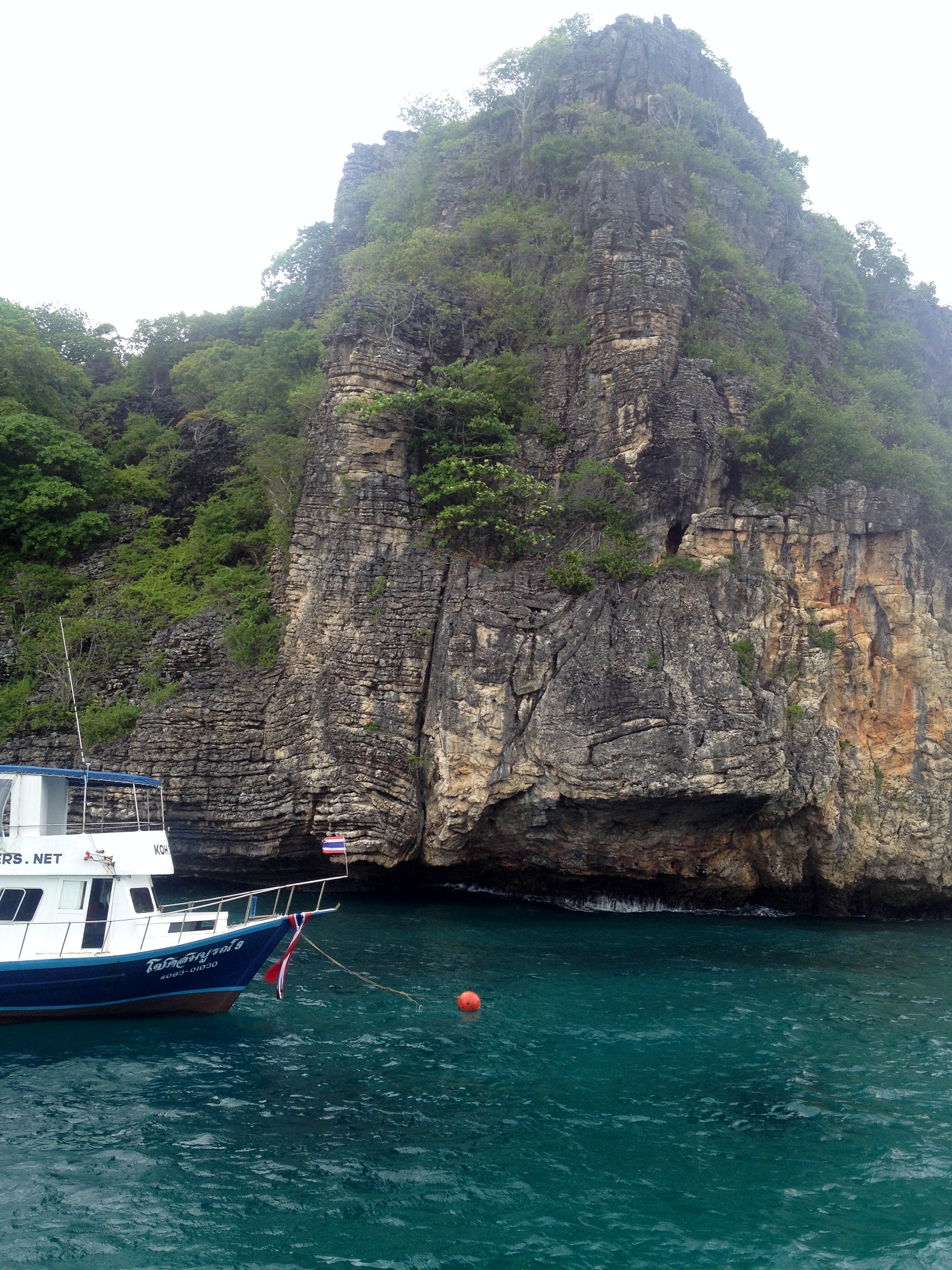 Island Hopping The Andaman Sea
