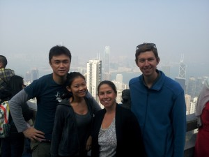 Great hike with beautiful views from Victoria Peak