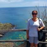 Overlooking Punto Corona