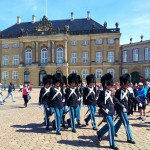 Danish changing of the guard