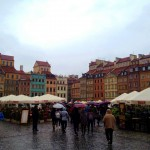 (Rainy) old town