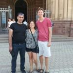 Armenia meets America (in Germany)