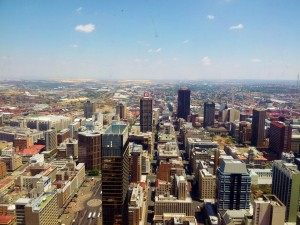 JoBurg, beautiful...