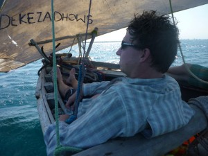 Smooth sailing back to Dar